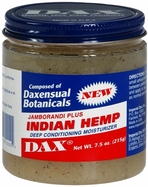 Dax Indian Hemp Deep Conditioning Moisturizer 7.5 Oz