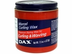 Dax MARCEL CURLING WAX Styling Wax for Curling And Waving 7.5 oz