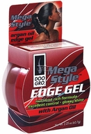 DOO GRO Mega Style Edge Gel with Argan Oil 2.25 oz