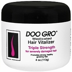 DOO GRO Triple Strength Hair Vitalizer  4 OZ