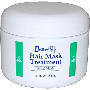 Dudley's  Hair Mask Treatment Mud Mask  - Unisex - 8 oz