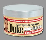 DUKE DAILY HAIRDRESS & SCALP CONDITIONER 3.5 OZ