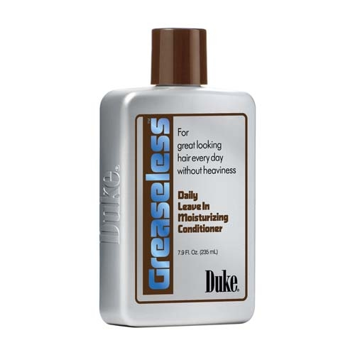 Duke Greaseless Daily Leave In Moisturizer Conditioner - 7.9oz