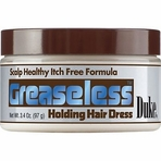 DUKE GREASELESS HOLDING HAIRDRESS 3.4 OZ