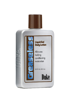 Duke Greaseless Liquid Gel Daily Lotion 8.2 oz