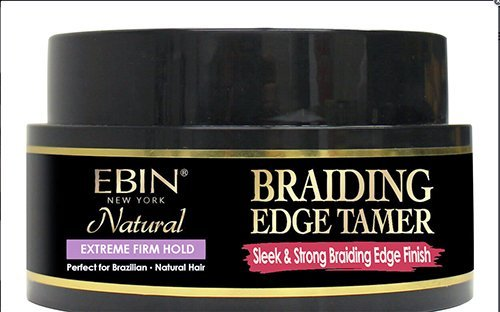 Ebin New York 48 Hour Braiding Edge Tamer Xtreme Firm Hold (3.38 floz)