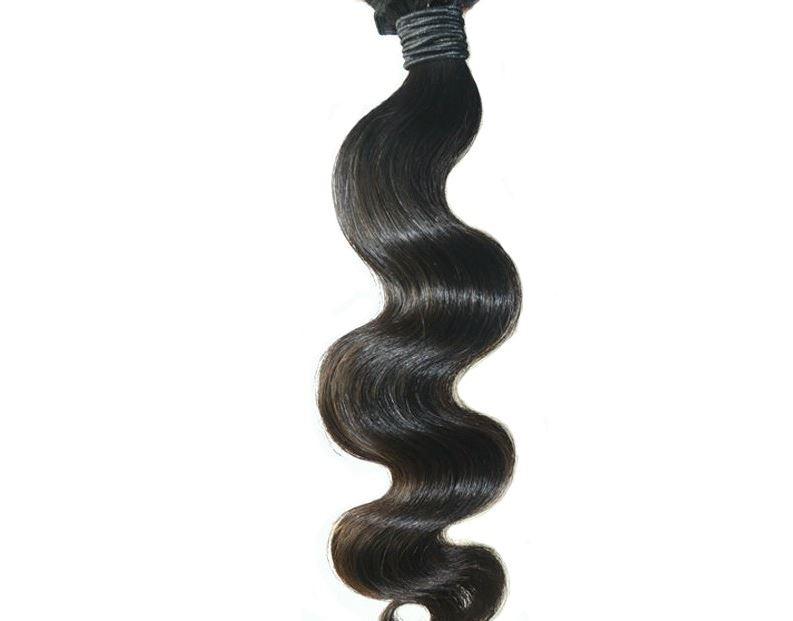 Ebin Virgin Hair Brazilian Body wave GRADE 5A 20""