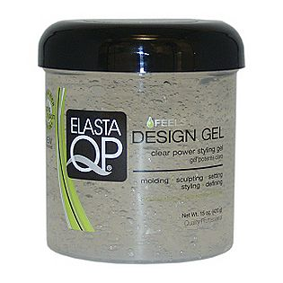 Elasta QP Feels Like Silk Design Clear Power Styling Gel 15 oz