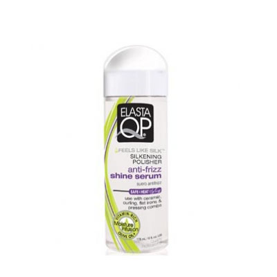 Elasta QP Glaze Plus Silkening Polisher Anti Frizz Serum 6oz