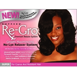 EMPRESS Re-Gro Relaxer