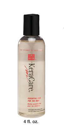 Keracare Essential Oil For Hair 4 OZ