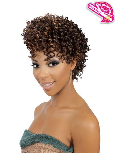 Eve Synthetic Premium Vertical Wig LOUISE