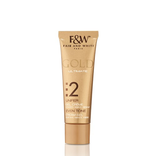 Fair And White GOLD Specialized Cream Gel 1 oz