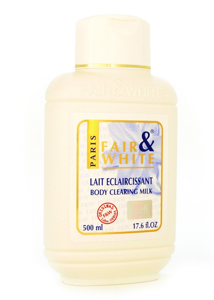 FAIR & WHITE - Body Clearing Milk 500ml
