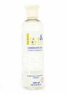 FAIR & WHITE DEMAPURE PURIFYING CLEANSING LOTION 10.14 OZ