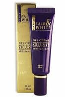 Fair and White Exclusive Gel Creme Whitenizer 30 ml
