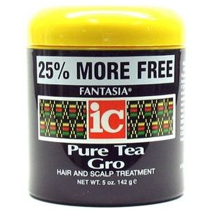 Fantasia IC Pure Tea Gro Hair and Scalp Treatment  - 5 oz