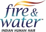 FIRE & WATER 100%  INDIAN HAIR