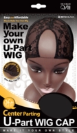 Fitt Center Parting U Part Wig Cap