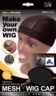 Fitt Mesh Dome Style Wig Cap