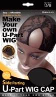 Fitt U Part Wig Cap - SIDE PARTING