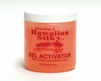 GEL ACTIVATOR WITH PROTEIN & MOISTURIZERS 8 OZ