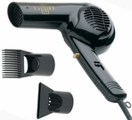 Gold N Hot Professional 1875 Watt Hair Dryer with Styling Pik GH2274