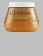Ultra Sheen Gro Natural Hair and Scalp Treatment 8 oz