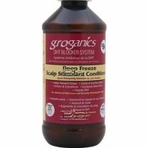 GROGANICS DEEP FREEZE SCALP STIMULANT CONDITIONER 8oz