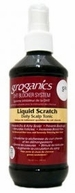 GROGANICS LIQUID SCRATCH DAILY SCALP TONIC 8OZ