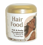 BB HAIR FOOD HAIR And SCALP TREATMENT 6 OZ