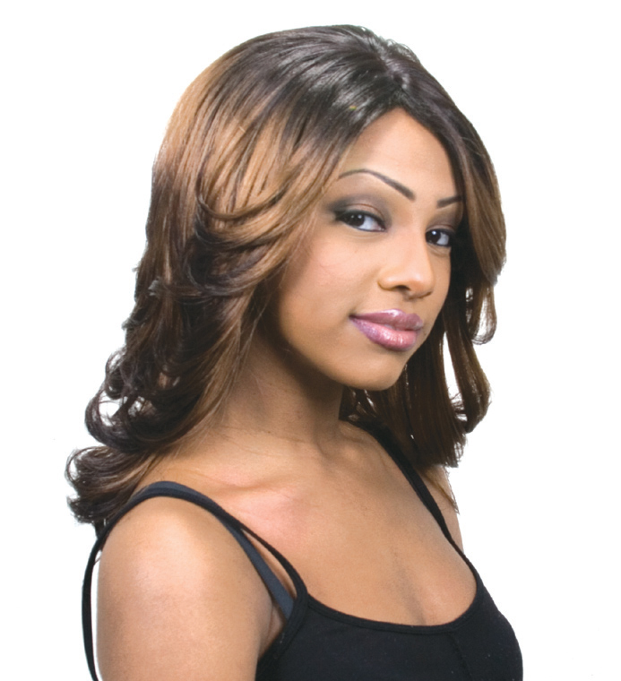 HAIR SENSE synthetic wigs APRIL WIG