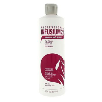 INFUSIUM 23 - Pro-Vitamin Shampoo - Maximum Body Formula for Fine and Limp Hair 20 oz