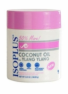 Isoplus Coconut Oil Hair & Scalp Conditioner, 5.25oz