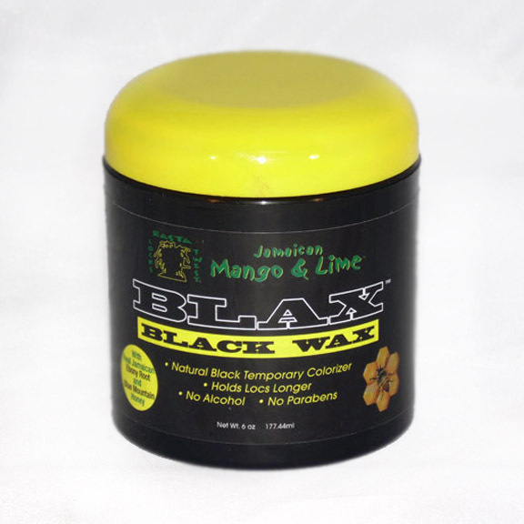 Jamaican Mango & Lime Blax Black Wax 6oz