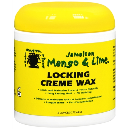 JAMAICAN MANGO AND LIME LOCKING CREME WAX