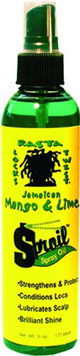 Jamaican Mango and Lime Sproil Stimulating Spray Oil 6 Oz