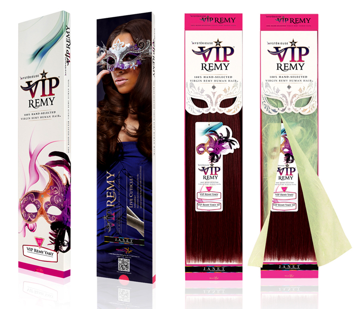 Janet Collection Vip Remy Virgin Remi Human Hair Weaving Extensions