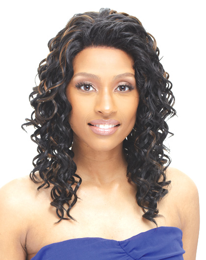 Janet Collection Tear Away Synthetic Whole Lace Wig LATOYA