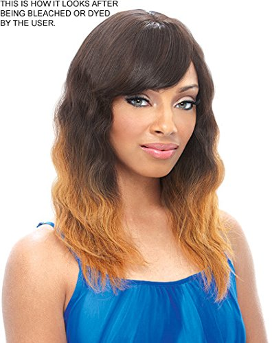 Janet Collection Unprocessed Human Hair BRAZILIAN NATURAL WIG
