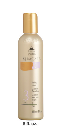 KERACARE SETTING LOTION 8 OZ