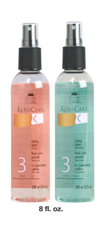 KERACARE STYLING SPRITZ HOLD 8 OZ