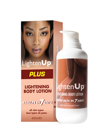 Lighten Up Plus Lightening Body Lotion 7 Day 13.5 oz