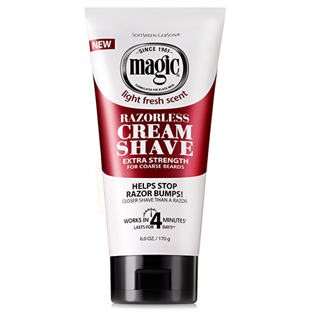Magic Shave Razorless Cream Extra Strength