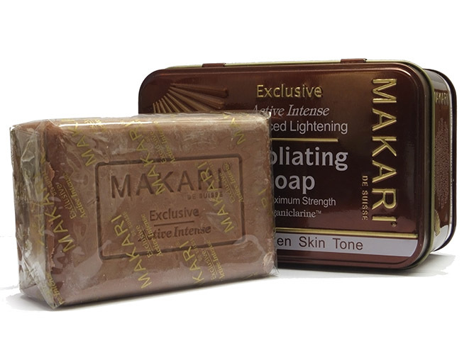 Makari Exclusive Lightening Exfoliating Soap 7 oz