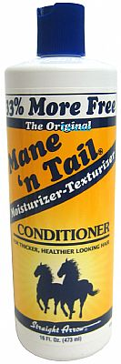 Mane n Tail Moisturizer Texturizer CONDITIONER 12oz