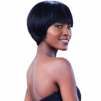 Model Model Bravo Human Hair Wig MAPLE