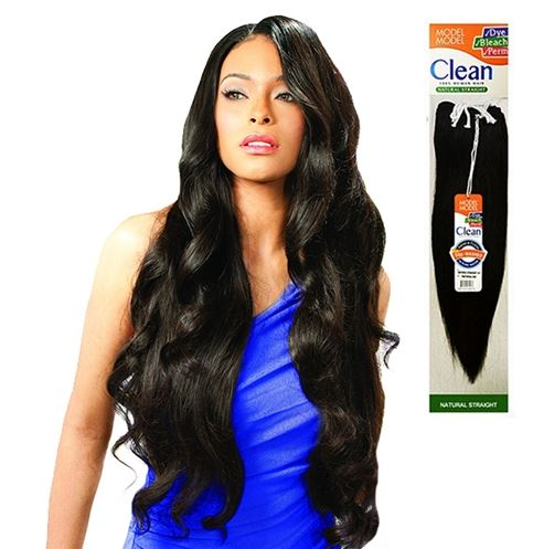 Model clean yaky 100 human hair weave natural straight model model clean yaky 100 human hair weave natural straight pmusecretfo Images