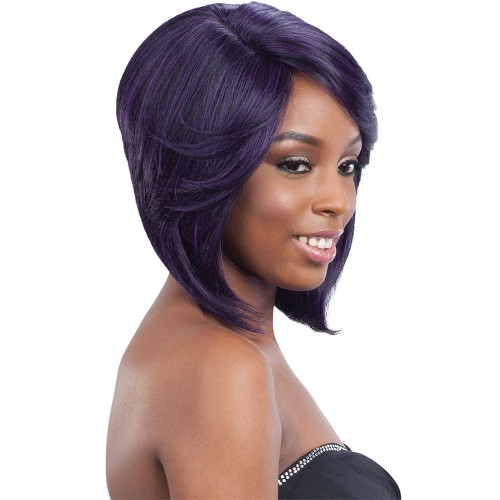 Model Model Deep Invisible L-Part Lace Front Wig DENVER