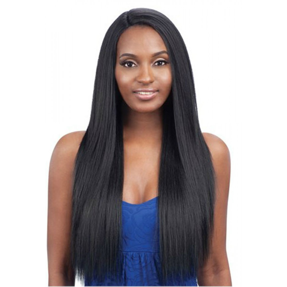 Model Model Free Part Lace Front Wig – Number 201